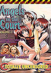 Angels in the Court 1: vol. 2