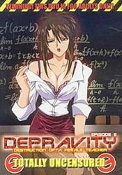 Depravity: vol. 2