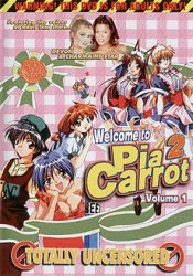 Welcome to Pia Carrot 2: vol. 1
