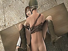 Captive Swordwoman
