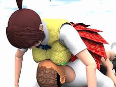Help Me Jerking Off Kasumi: vol.2
