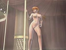 Pole Dancer Kasumi