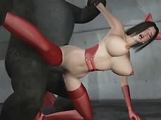 Bizarre Erotic Gorillaman Strikes Back!