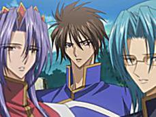Saint Stranger: Ikusen no Hiru to Yoru Hen: ep. 2