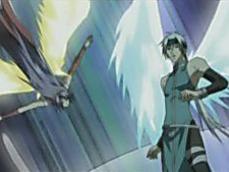 Saint Stranger: Kouin Jojishi Tenshi Tan: ep. 7