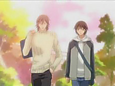 Junjou Romantica 1: ep. 2