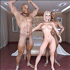 Fabulous 3d, big tits, group, blowjob, dp hentai collection