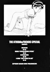 THE ATHENA & FRIENDS SPECIAL