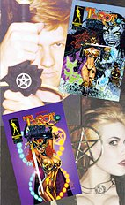 Tarot aИУ witch of the black rose tpb extras (Balent,Jim)
