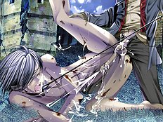 Hardcore yaoi scenes between sex crazy boys