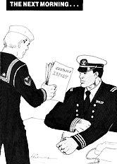 Navy Grease