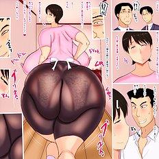 Crazy big tits, blowjob, milf hentai set